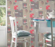Papel pintado: Ideas de cómo decorar con papel pintado las paredes