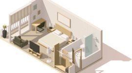 10 ideas de planos de casas o pisos de una sola planta