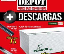 Cat logo brico depot especial calefacci n for Bricodepot pamplona catalogo