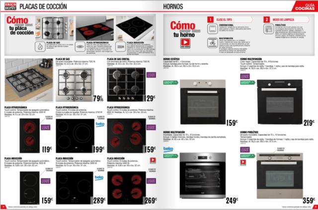 Brico Depot Cocinas 2020: Catálogo anual y ofertas ...