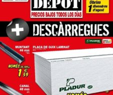 Catálogo Brico Depot Parets Del Valles Agosto 2014