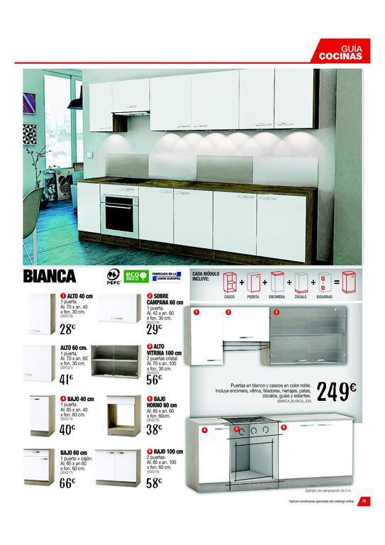 Brico Depot Cocinas 2020 Catálogo Anual Y Ofertas