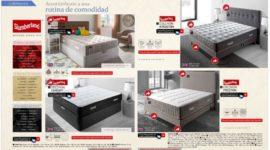 Catálogo Conforama camas 2018