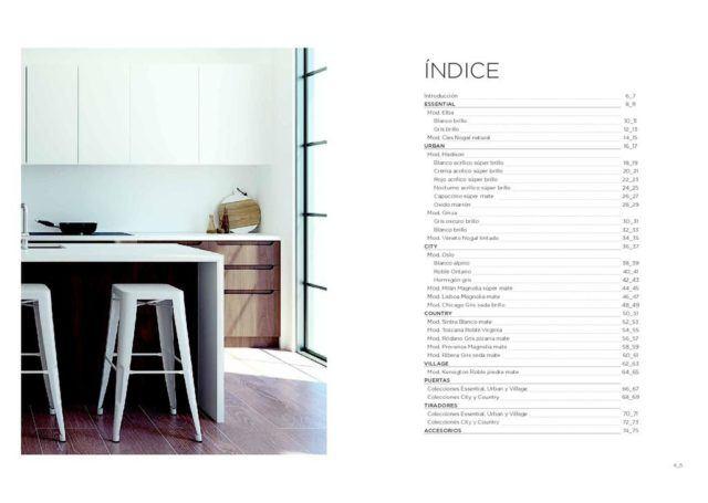 El catálogo de cocinas El Corte Inglés 2020 - EspacioHogar.com