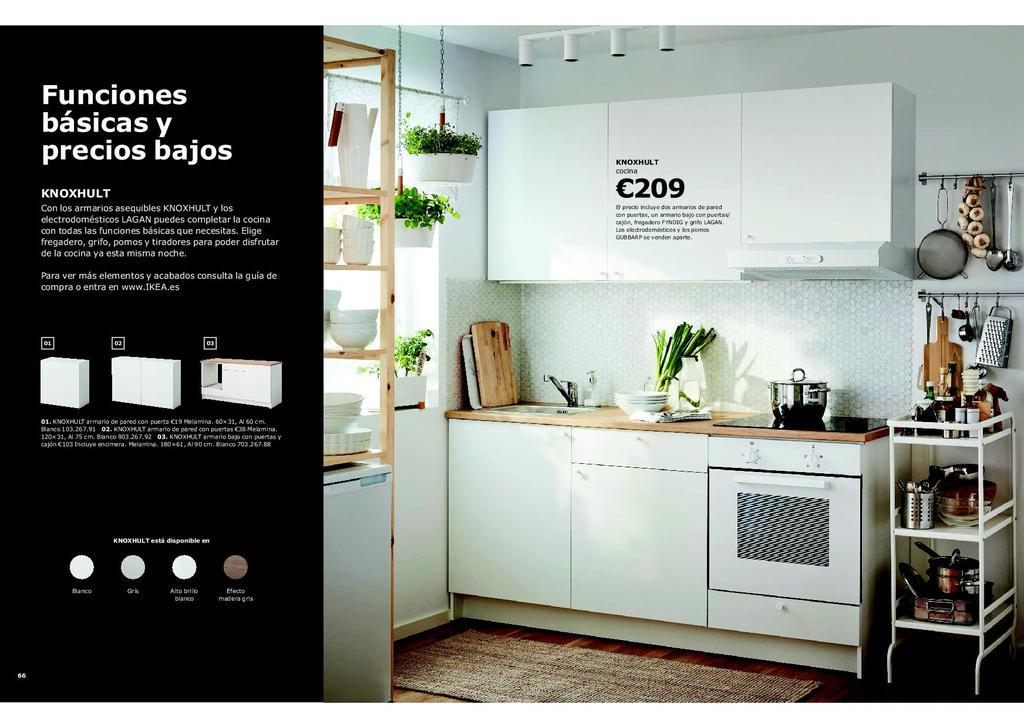Catálogo Cocinas IKEA 2020 - EspacioHogar.com