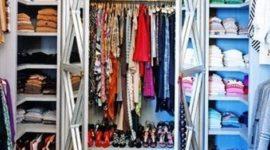 Guardar ropa armarios | video