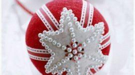 Christmas ornaments 2018: Original Christmas baubles you can do & ideas