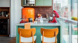 More than 100 photos of small and modern kitchens for 2018