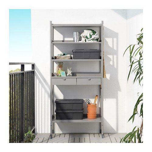 Catálogo de terraza y jardín IKEA 2018: Muebles de exterior