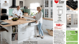 Leroy Merlin cocinas Abril 2018