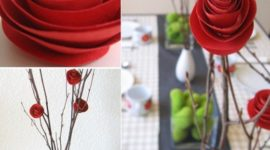 How to make centerpieces
