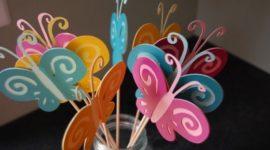 Original ideas for children's centerpieces