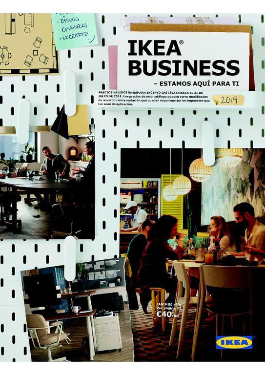 Ikea business 2019 muebles oficina - Muebles oficina ikea ...