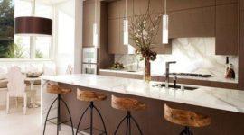 Photos of modern kitchens for 2018 – kitchen decoration ideas