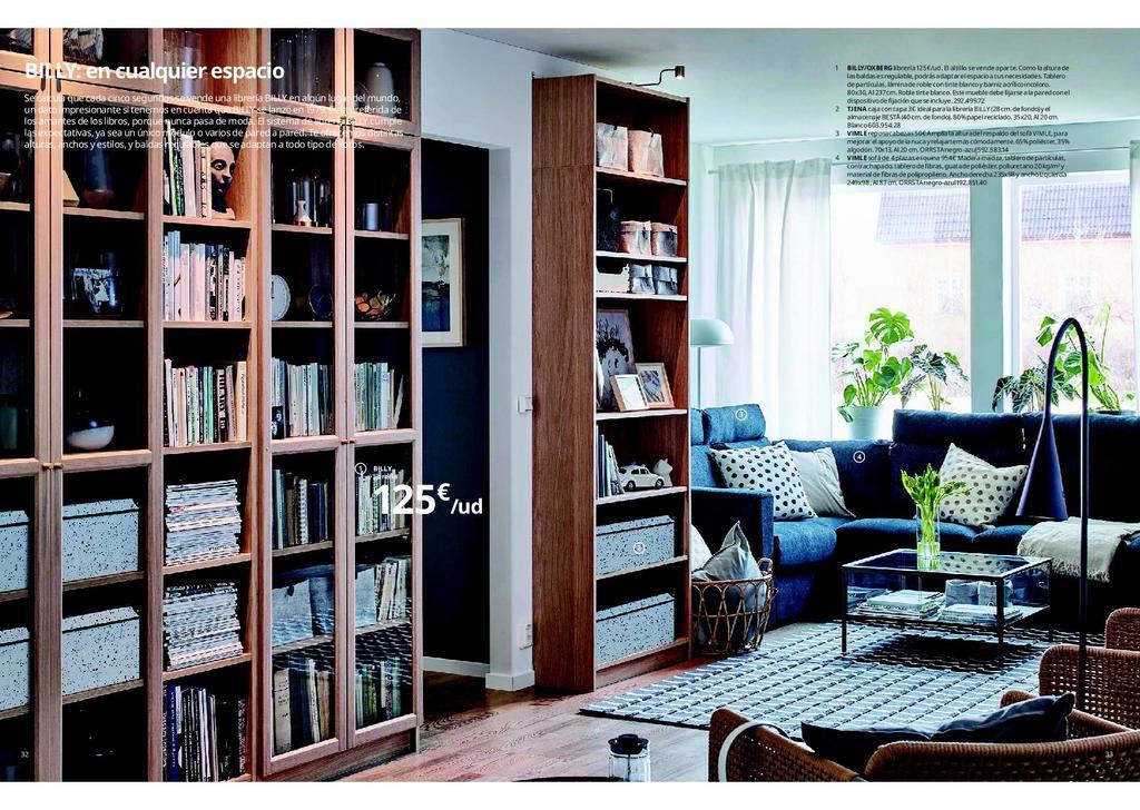 Catálogo Salones IKEA 2020 - EspacioHogar.com