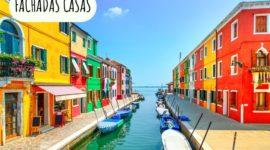 60 fotos e ideas de colores para fachadas de casas y exteriores