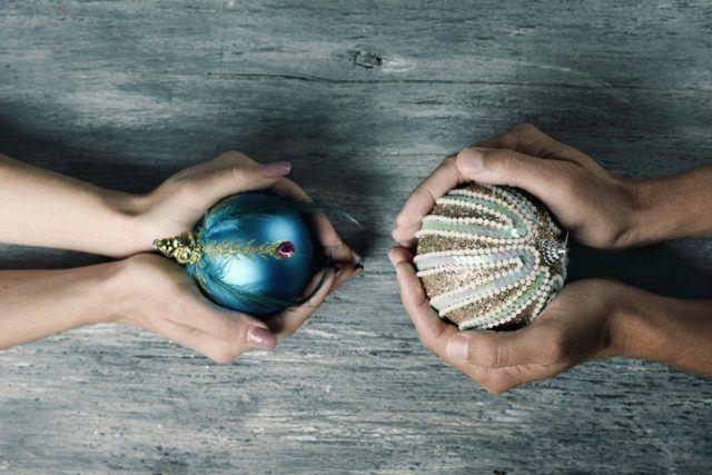 Bolas de navidad originales y diferentes
