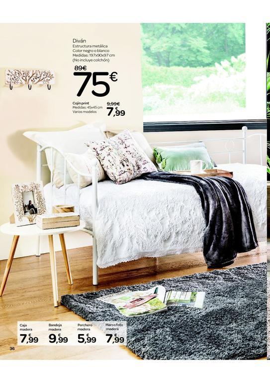 Catálogo De Muebles Carrefour 2020 Espaciohogar Com