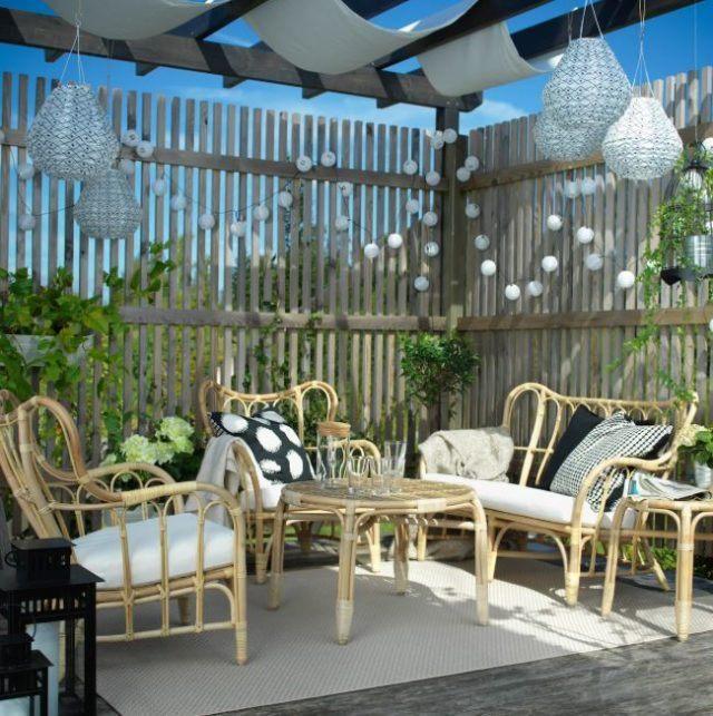 Catálogo De Terraza Y Jardín Ikea 2020 Muebles De Exterior