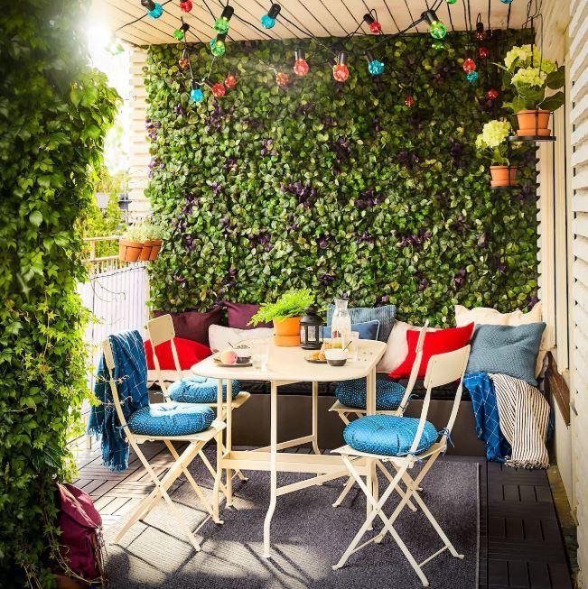 Cat logo de terraza y jard n ikea 2020 muebles de exterior - Salon jardin ikea ...