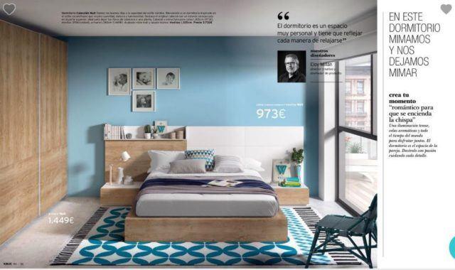 Catálogo de muebles de diseño de Kibuc Invierno 2019