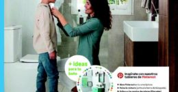 Catálogo Leroy Merlin baños 2019 – agosto