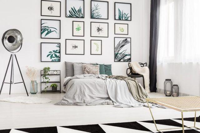 Cuadros decorativos dormitorio