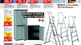 Catálogo Bauhaus – Taller y herramientas 2019
