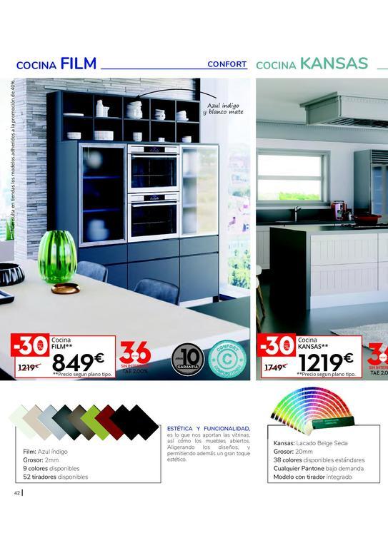 Catálogo De Cocinas Conforama 2020 Espaciohogar Com