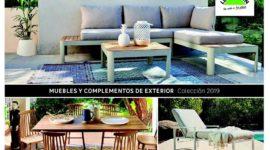 Leroy Merlin Muebles y complementos de exterior 2019