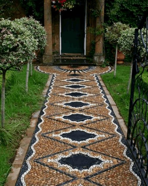 Mas De 20 Fotos De Jardines Con Piedras Ideas Para Decorar