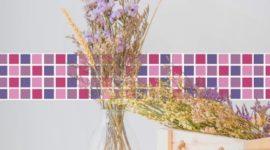 Cómo decorar con azulejos vinílicos paso a paso