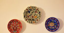 Ideas para decorar con platos la pared