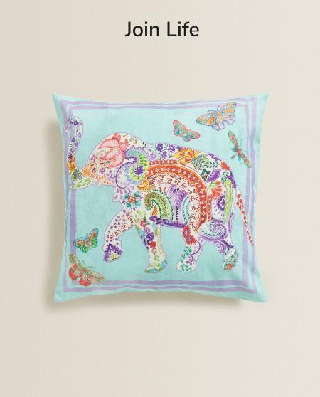 ideas-para-decorar-con-cojines-elefante-zara