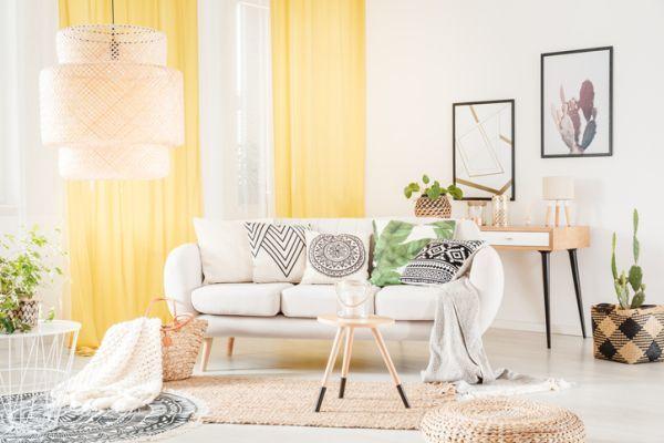 Ideas para decorar con cojines 2019: cojines de IKEA, ZARA, H&M