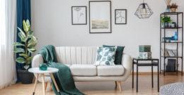 Cómo colocar los cojines del sofá