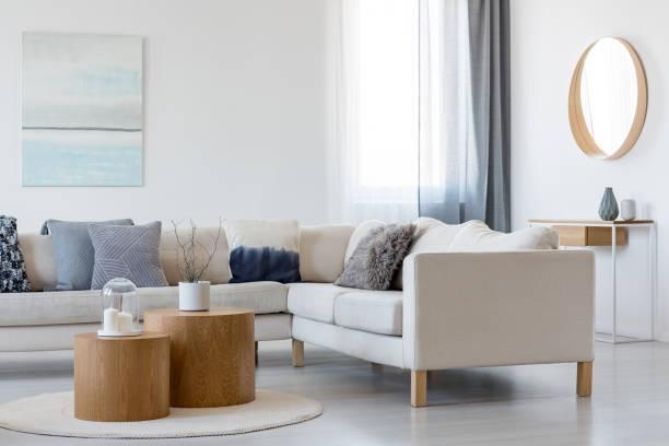 Como Decorar Un Sofa Blanco Con Cojines.Como Colocar Los Cojines Del Sofa Espaciohogar Com