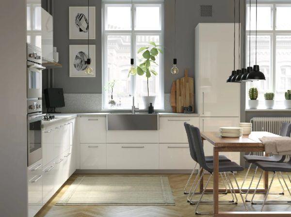 De 150 Fotos De Cocinas Ikea 2021 Espaciohogar Com