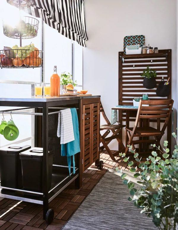Catálogo de terraza y jardín IKEA Primavera Verano 2020