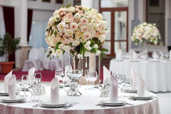 Centros de mesa para boda 2020