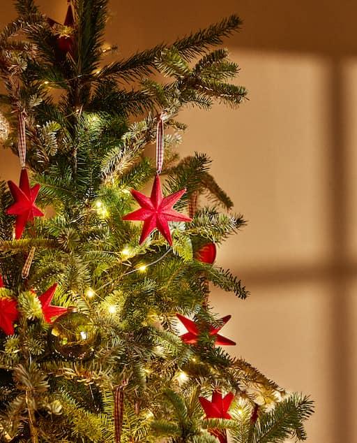 Catálogo Zara Home Navidad 2020 Adornos árbol