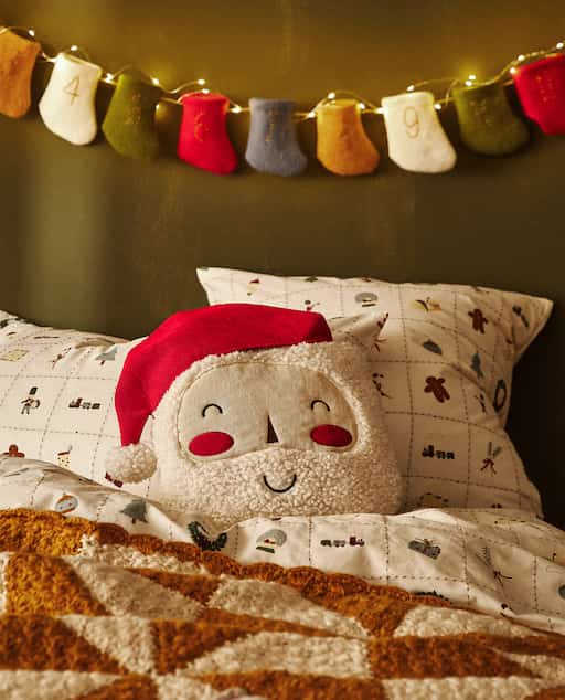 Catálogo Zara Home Navidad 2020 Niños