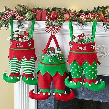Calcetines de Navidad 2020