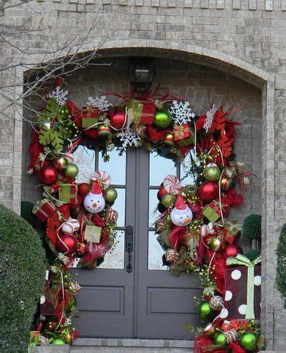 decoracion-navidena-entradas-pinterest