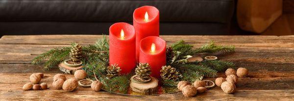 Velas de Navidad2021