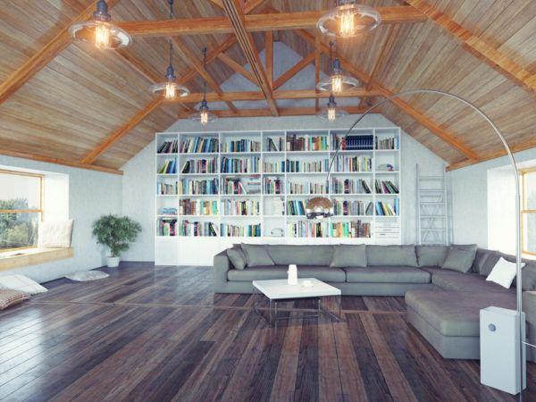 Cómo crear una biblioteca en casa