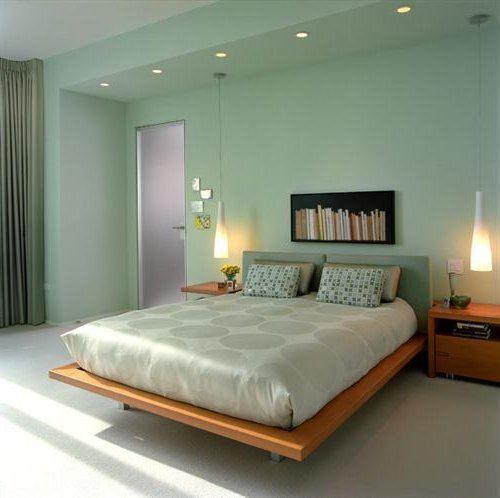como-decorar-con-paredes-en-verde-agua-dormitorio-cafeversatil