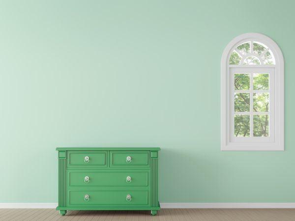 como-decorar-con-paredes-en-verde-agua-istock