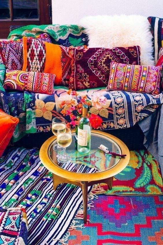 estilo-boho-chic-cojines-blog-decoraciones