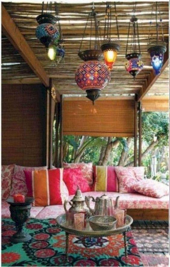 estilo-boho-chic-colores-bohemio-arabe-blog-decoraciones